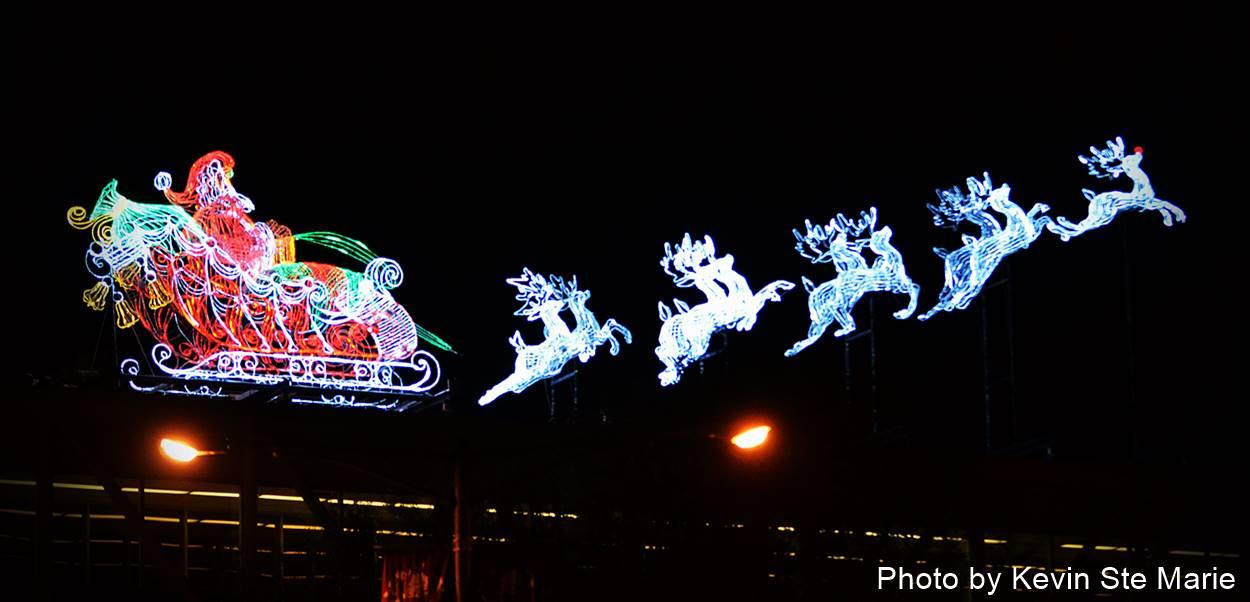 Festival Of Lights The Oil Center