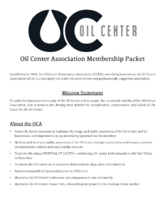 New – Oil Center Association Membership Packet – online_Page_1